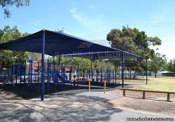 مظلات العاب الاطفال للحدائق والمنتزهات
