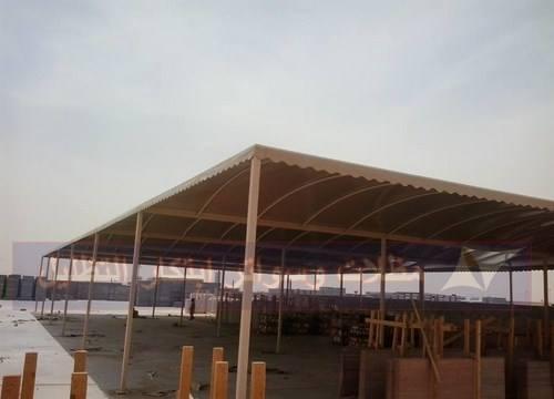 مظلات للمصانع والورش الرياض