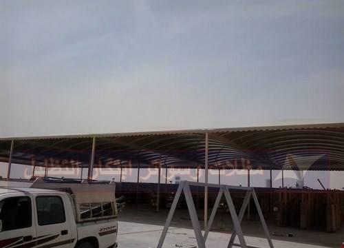 اسقف وتغطيات مظلات