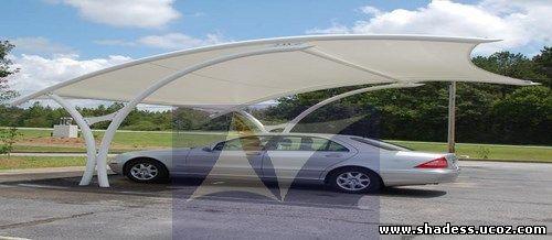 مظلات للسيارات